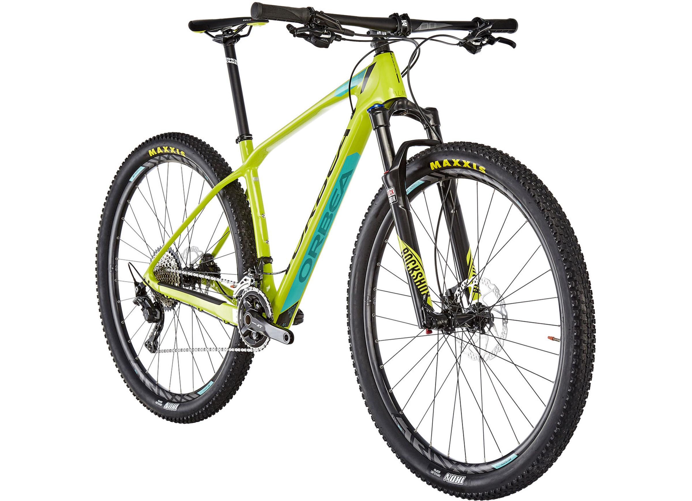 ORBEA Alma M30-XT 29 MTB Hardtail, groen I Online op bikester.be